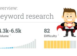 Keywords Research Tool