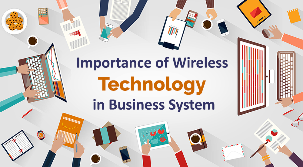 Wireless Technology in Business