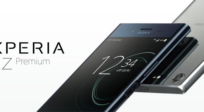 Sony Xperia™ XZ Premium