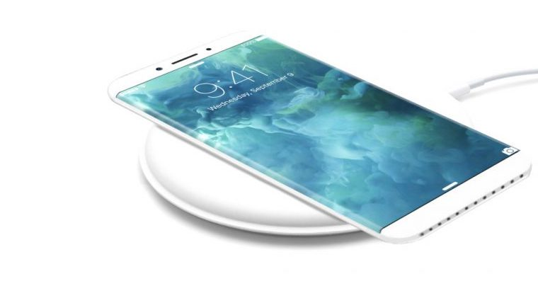 Apple 8 Wireless Charging